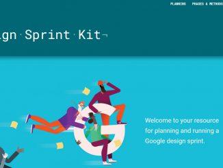 Google Design Sprint Kit