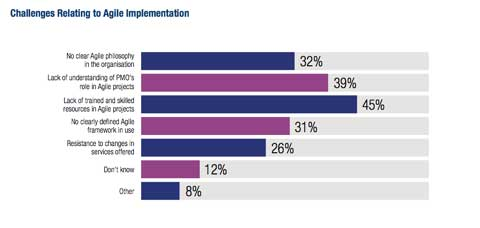 Challenges Relating to Agile Implementation