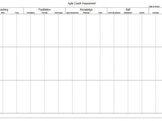 Agile Coaching Assessment