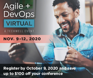 Agile DevOps Virtual Conference 2020
