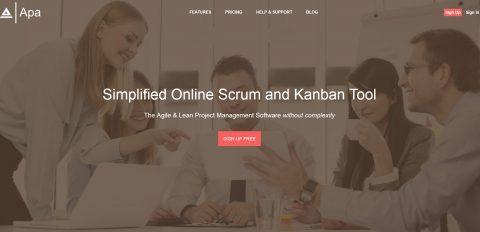 Apa free online scrum tool