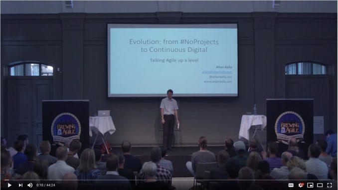 Brewing Agile best agile & scrum videos on youtube