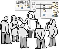 Cooperation & Collaboration in Scrum