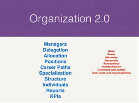 Organization 2.0