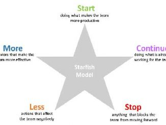 Retrospective starfish board