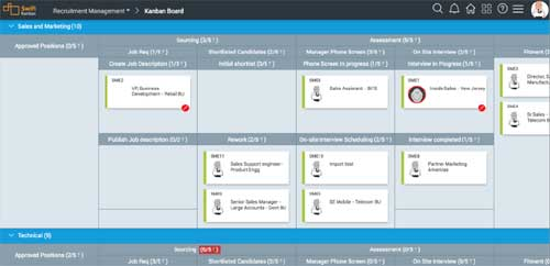 Swift Kanban Project Management Tool